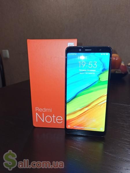 Фото Продам Xiaomi Note 5 Pro (4/64 Global version)
