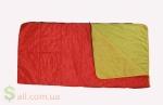 Летний спальный мешок одеяло на рост до 130 см. Детский.