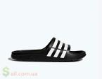 Тапочки шлепки сланцы Adidas Duramo Slides  (ТА – 076) 47 - 48 размер