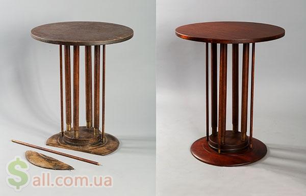 Реставрация антикварной мебели в Харькове Антиквариат
