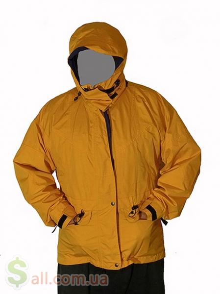 Фото Женская куртка с мембраной Gore-tex на рост 180 см.