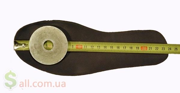 Ботинки треккинговые. Размер 37/23.5 см. Снаряжение для альпинизма и туризма