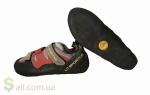 Туфли скальные. Размер 39/25 см. Горный туризм, альпинизм.