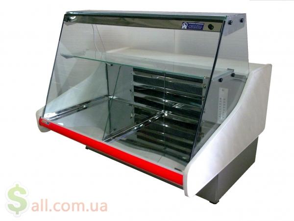 Фото Настольная холодильная витрина 1м