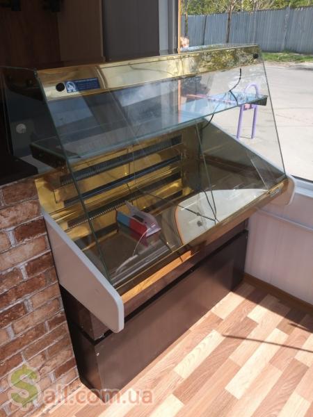 Настольная холодильная витрина 1м в Новой Одессе