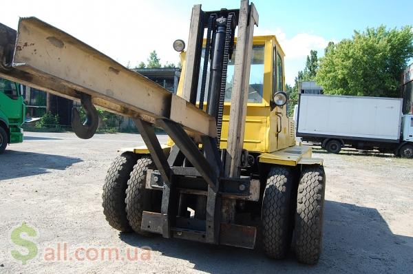 Фото Погрузчик 40814 львовский 5 тонн