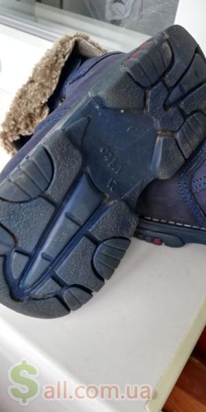 Зимние ботиночки (сапожки). в Киевской области