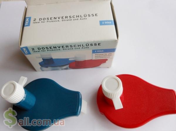 Фото Пластиковые герметичные крышки для банок
