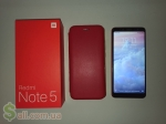 Продам Xiaomi Note 5 Pro Red (4/64 Global version)