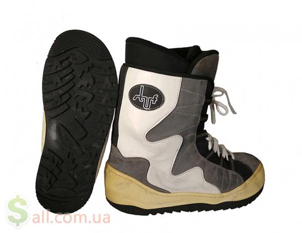 Фото Ботинки для сноуборда. Размер 45/30.2 см.