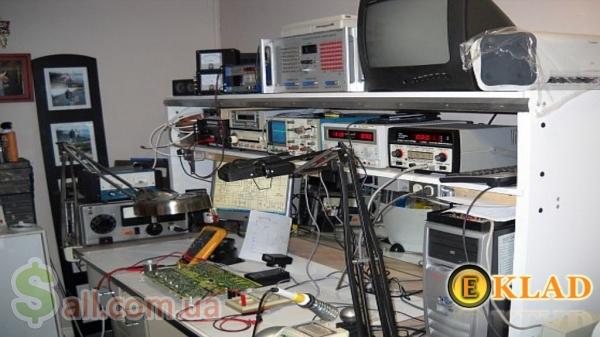 ремонт импульсных металлоискателей разных брендов в Полтаве